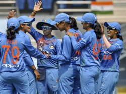 Year Old Shafali Makes Place Into Indian Women S T20 Squad