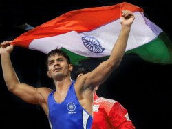 Rahul Aware Wins Bronze In World Wrestling Championship