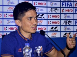 India Will Miss Sunil Chhetri On The Important Match Against Qater