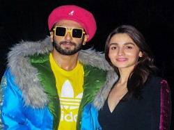 Ranveer Sings Apna Time Ayega Ahead Of Arsenal Man Clash