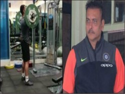 Ravi Shastri 2 0 Shastri To Increase India S Yo Yo Test Passing Mark