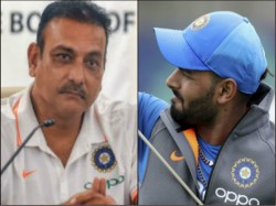 Ravi Shastri Gives Threat Rishabh Pant What He Says