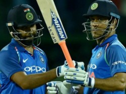 Rohit Sharma Equals Ms Dhoni S Record In T