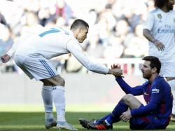 Indian Captain Virat Kohli Reveals His Favorite Footballer Between Ronaldo And Messi