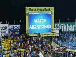 Fan Reacts After India Vs South Africa Match Abandoned Due To Rain Dharamshala