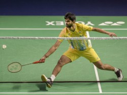 Sai Praneeth Crashes Out From China Open Qurterfinal