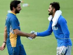 Shahid Afridi Praises Virat Kohli What Is The Reaction Of Former Pakistan Captain