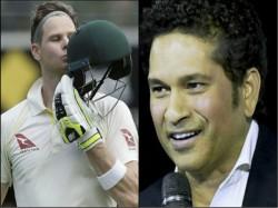 Sachin Tendulkar Praises Steve Smith After His Double Ton In Ashes