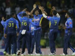 Sri Lanka Announces Squad For Pakistan Tour