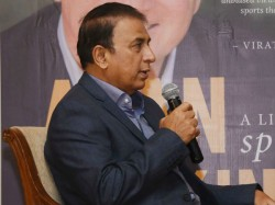 Sunil Gavaskar Speaks About Ms Dhoni S Retirement