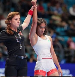 Wrestler Vinesh Phogat Questions Selection System For Padma Award