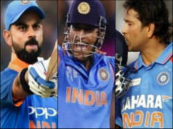 Ms Dhoni Beats Sachin Tendulkar And Virat Kohli In List Of Most Admired Men In India