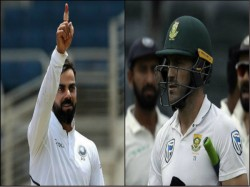 Ind Vs Sa 1st Test Virat Kohli S India Won The Toss And Eleted To Bat First