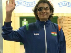 Yashaswini Deswal Wins 10m Air Pistol Gold In Shooting Cup