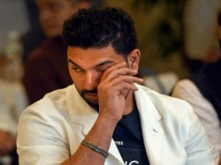 Yuvraj Is Unhappy With The Fielding Performance Of Indian