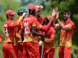 Singapore Makes History By Beating Zimbabwe In T20 Match