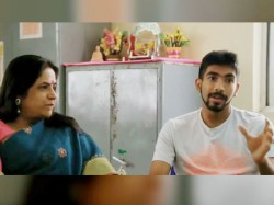 Jasprit Bumrah Recall His Struggle Days With Mother Vedio Goes Viral