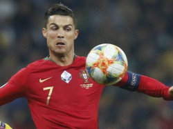 Ronaldo S 700th Goal Goes In Vain As Portugal Lost To Ukraine