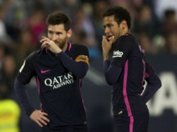 Lionel Messi Said That Many In Barcelona Does Not Want Neymar To Return To Barca