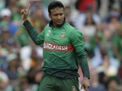 Shakib Al Hasan Lose Place In Icc Ranking From 2nd Place After Ban