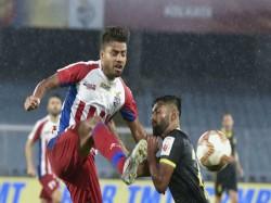 Atk Vs Odisha Fc S Isl Match Remains Goal Less Draw