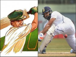Rohit Sharma Has Gone Past Don Bradman In Test Avarage