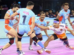 Bengal Warriors Vs Patna Pirates And Up Yoddha Vs Puneri Paltan In Pro Kabaddi