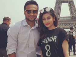 Shakib Al Hasan S Wife Umme Ahmed Shishir Comes Out In Support As Shakib Receives Ban From Icc