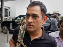 Ms Dhoni Likely To Practise With Jharkhand Under 23 Boys Soon