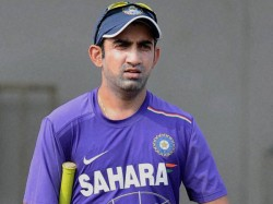 Is Gautam Gambhir To Take The Responsibility Of Ddca
