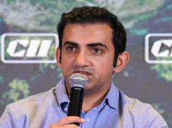 Gautam Gambhir Trolls Intense Security Arrangment In Karachi