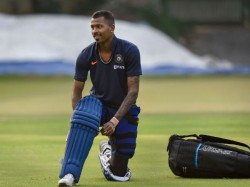 Indian All Rounder Hardik Pandya Back In Nets After Back Injury Mi Post Video