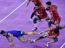 U Mumba Beat Haryana Steelers In Pro Kabaddi League
