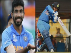 Bumrah Mandhana Win Wisden Cricketer Of The Year Award