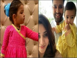 From Ziva To Samaira How Sports Stars Kids Celebrate Diwali