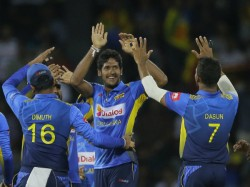 Sri Lankan Pacer Kasun Rajitha Becomes Most Expensive Bowler In T20i