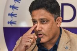 Anil Kumble Selected Director Of Cricket Operation Of Kings Xi Punjab