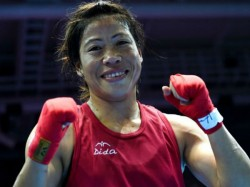 Mary Kom Enters Into The Quarter Final Of World Boxing Championships