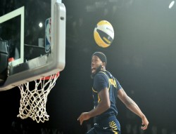 Nba Basketball Indiana Pacers Beat Sacramento Kings In First Ever Nba Match In India