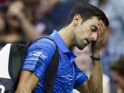Stefanos Beat Djokovic In Shanghai Open Quarter Finals