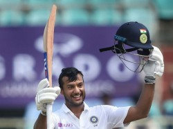 Ind Vs Nz Karnataka S Mayank Agarwal To Be Rested For Match Against Mumbai For India A Tour To Nz