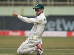 South Africa Captain May Send Teammate At Toss In Ranchi Test