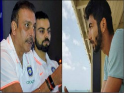 Ravi Shastri Says We Have To Be Careful About Jasprit Bumrah S Workload