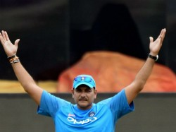 Indian Team Head Coach Ravi Shastri S Napping Image Goes Viral On Social Media