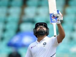Rohit Sharma Reaches To 17th Spot In Icc Test Batsman Ranking