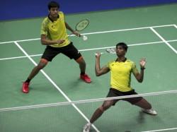 Indian Pair Satwiksairaj Rankireddy Chirag Shetty Lose French Open Final