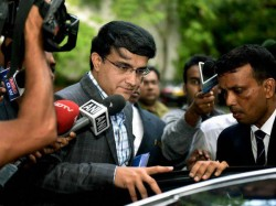 Sourav Ganguly Will Miss Ranchi Test Due To Isl Opening Ceremony