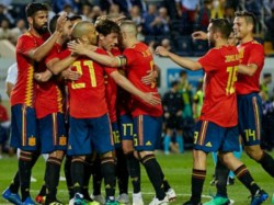 Italy S Big Win In Euro Qualifires Spain Finishes With Draw