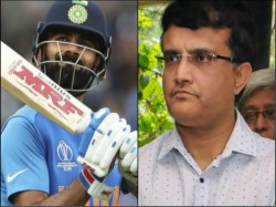 Bcci President Sourav Ganguly Says India Don T Need Split Captaincy Now
