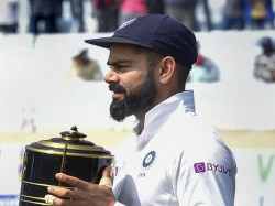 Virat Kohli Has Best Test Record Against South Africa As Cap